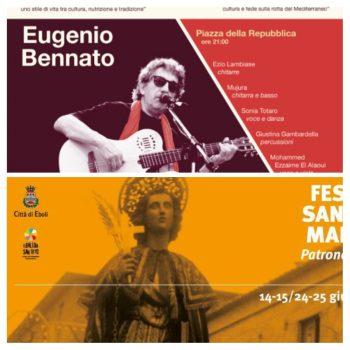 Festa di San Vito-Eboli-Eugenio Bennato
