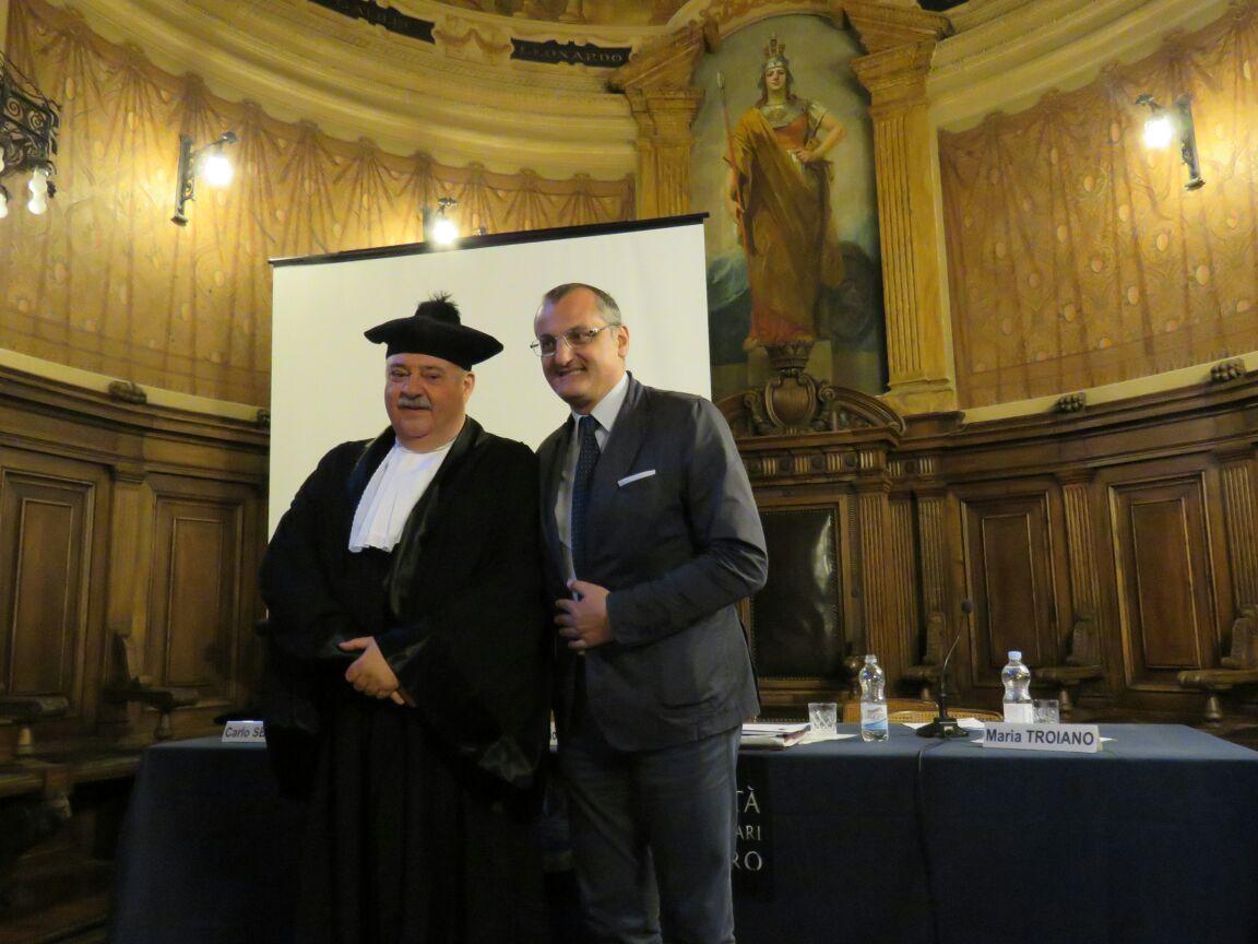 Vito Pompeo Pindozzi-Sindaco di Eboli-Massimo Cariello