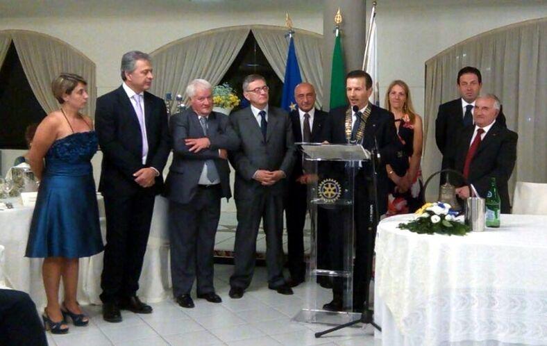 Antonio Lombardi-Presidente-Rotary Club-Vallo della Lucania