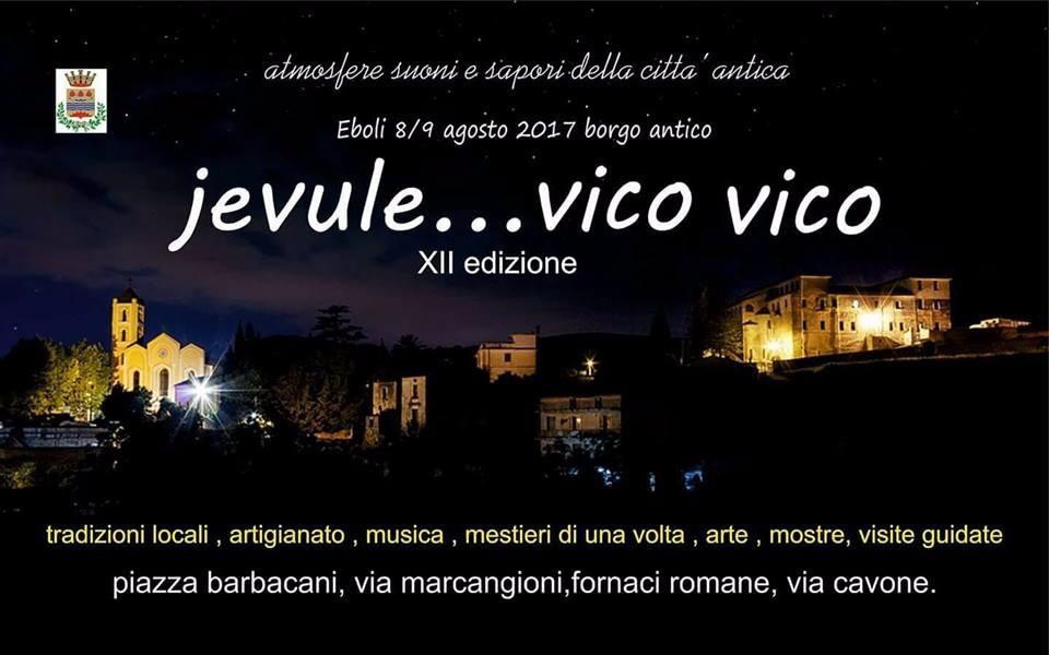 Jevule Vico Vico 2017