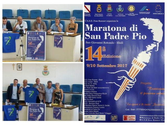 Eboli 14 maratona di San Padre Pio-1