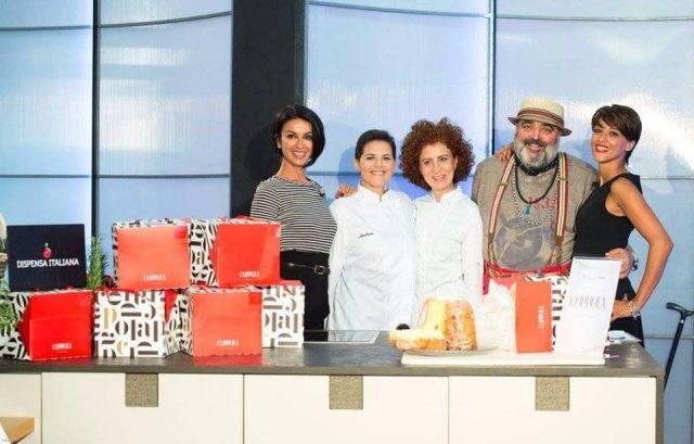 Associazione Puro gusto a Casa Miss Italia 2017