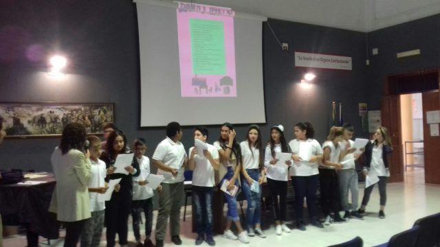 G Romano Eboli-Premio-voci contro la violenza 1