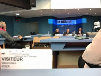 delegazione a Strasburgo per Kurdistan