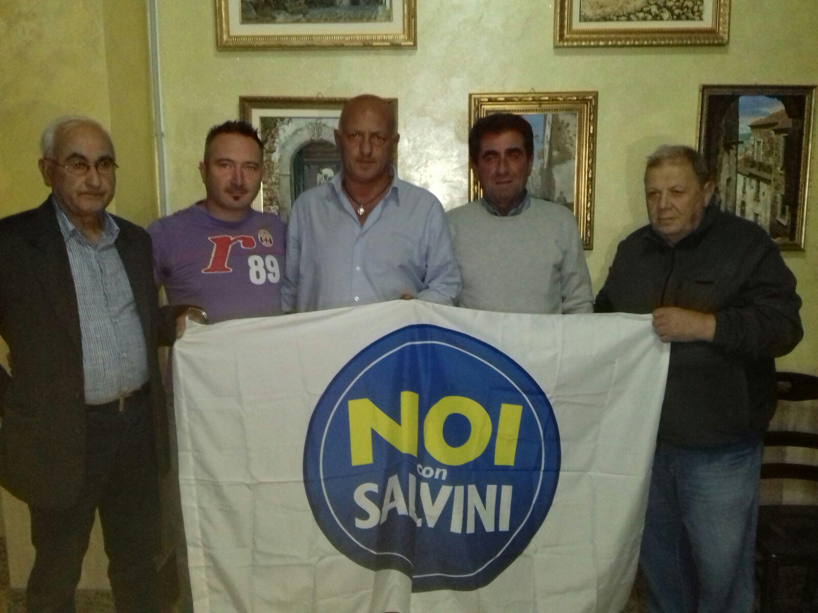 Noi con Salvini-Cicerale-