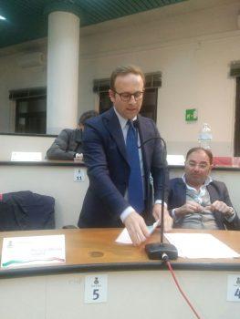 Pierluigi Merola-consiglio comunale