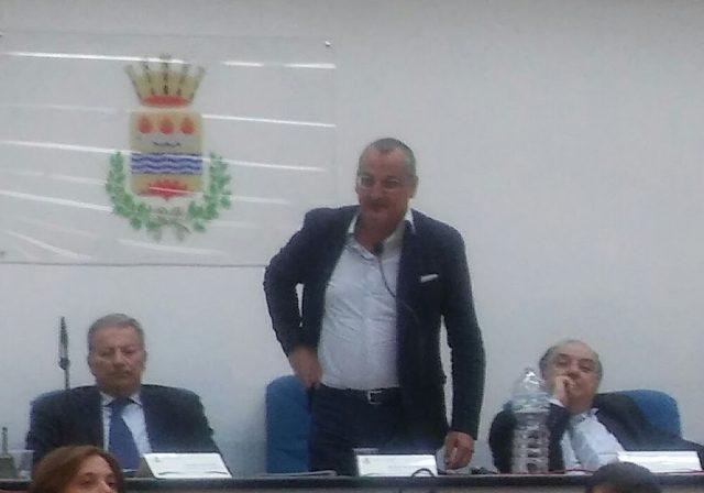 Massimo Cariello-consiglio comunale-