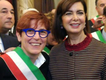 Cecilia Francese-Laura Boldrini