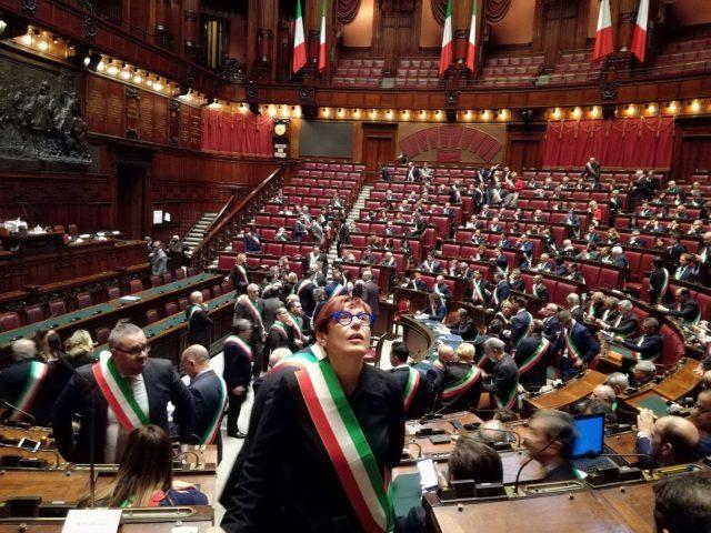 Cecilia Francese-Roma-Camera dei Deputati