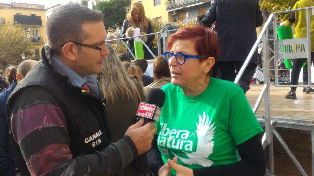 Passeggiata No compostaggio Battipaglia-Cecilia Francese