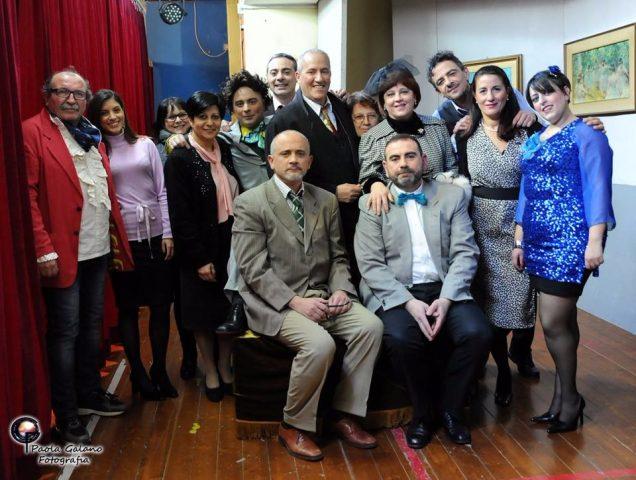 Palcoscenico ebolitano-compagnia teatrale
