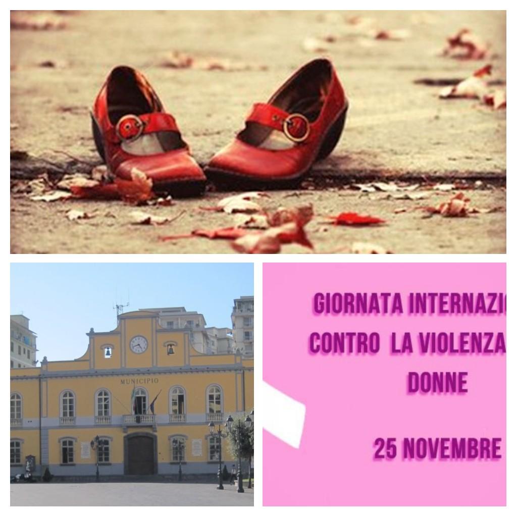 giornata contro la violenza di Genere-Nocera Inferiore