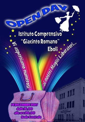 Open Day 2017-Scuola Romano Eboli