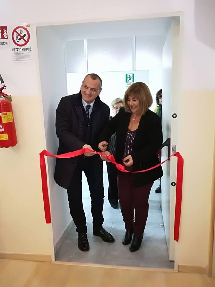 inaugurazione Auditorium-Scuola Romano-Eboli-Cariello-Mirra