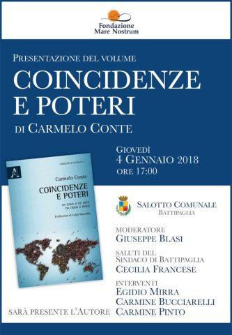 Coincidenze e Poteri-presentazione Libro Conte