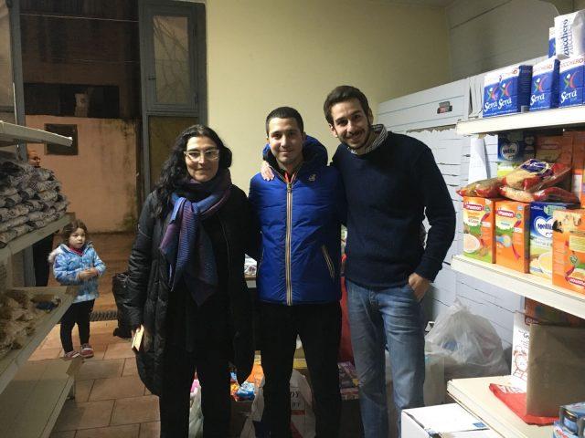 Ettore Passaro, Federico Mazza, Nicoletta Guarnaccio