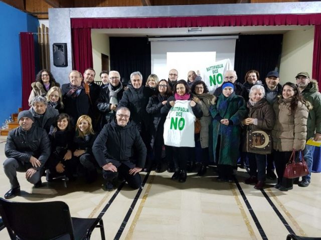 comitati ambientalisti No rifiuti