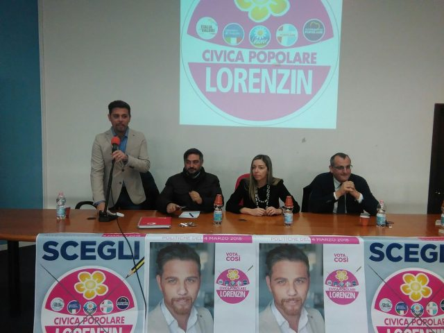 Giancarlo Presutto-Corrado Matera-Maria Ricchiuti-Massimo Cariello