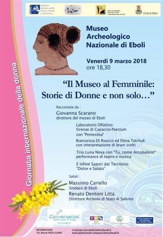 Eboli-Museo al femminile-