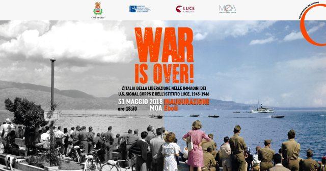 War is over-Moa Eboli