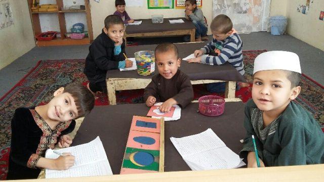 Orfanotrofio Kabul
