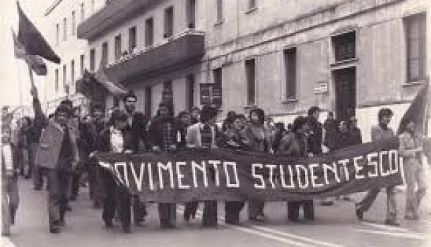 1968-Movimento studentesco