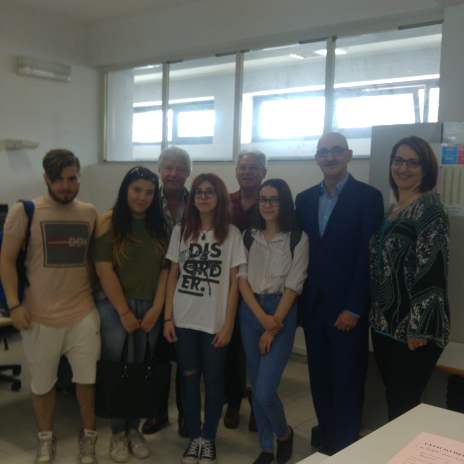 Progetto Alternanza Scuola lavoro-studenti Liceo-giudice di pace