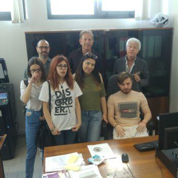 Progetto Alternanza Scuola lavoro-studenti Liceo-Salimbene-Cuozzo