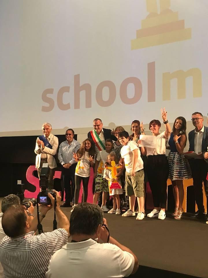 Giffoni-Film-Festival-2018-Premio-scuola-IV-C-Giudice Eboli