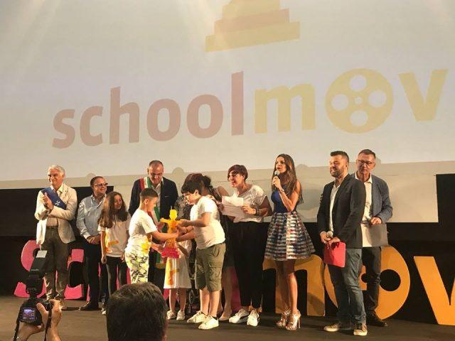 Giffoni-Film-Festival-2018-Premio-scuola-IV-C-Giudice-Eboli-Premio School Movie-1
