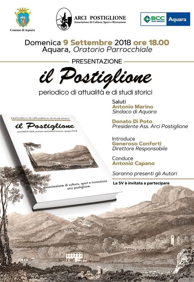 il Postiglione-periodico-Aquara