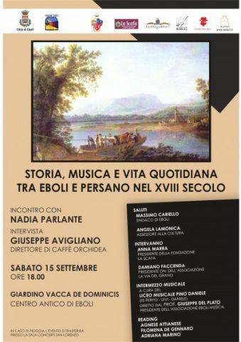 storia musica e vita quotidiana-Giardino Vacca De Dominici