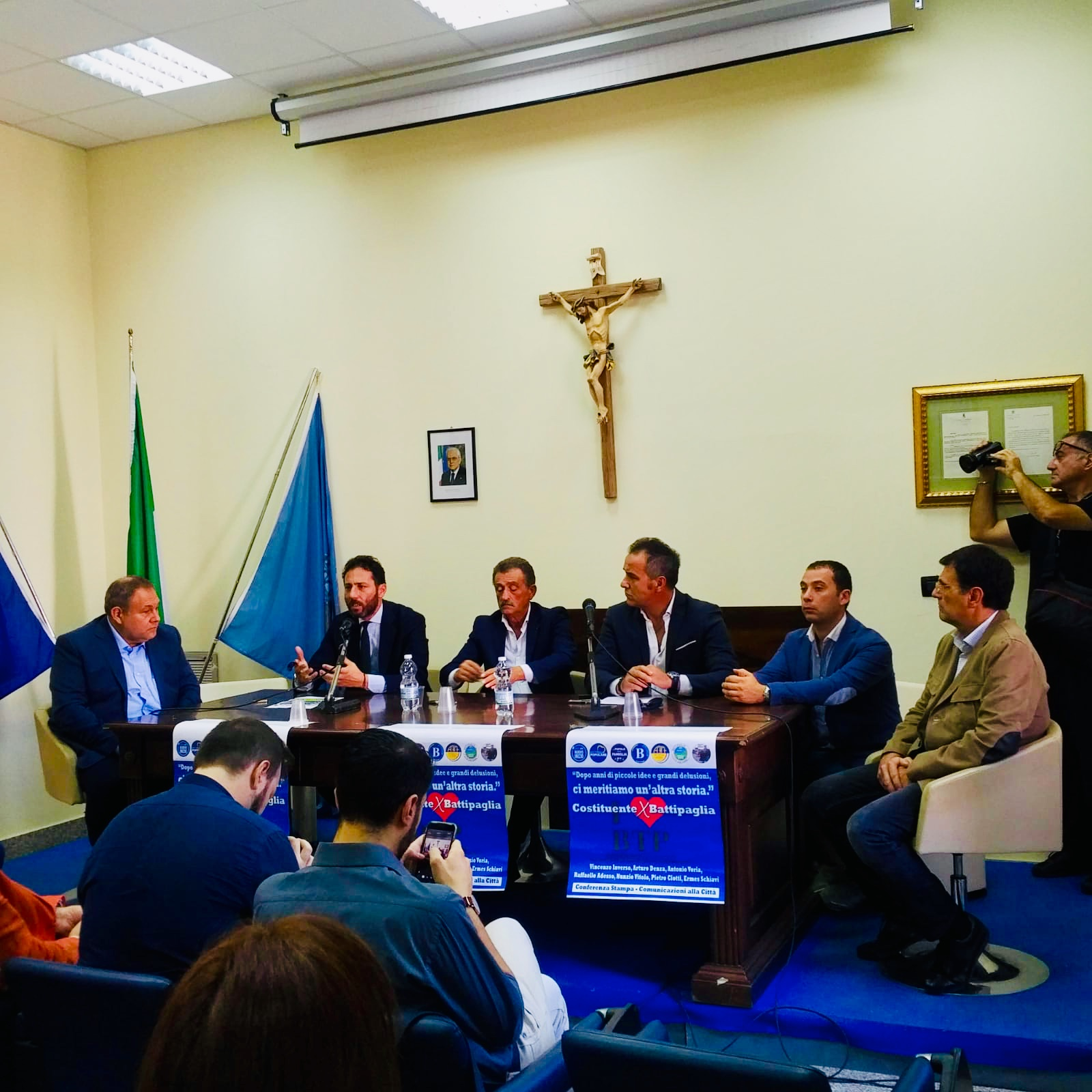 costituente x Battipaglia-Addesso-Inverso-Ciotti-Vitolo