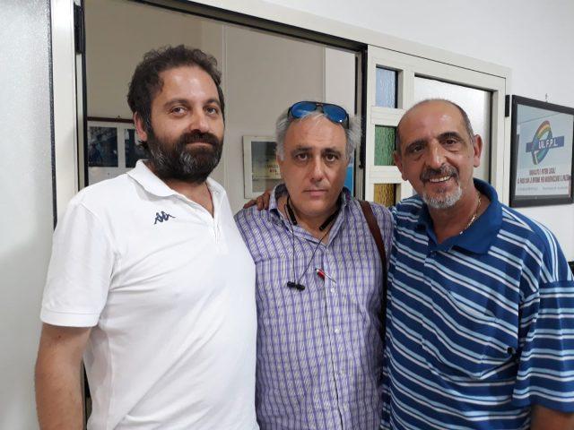 Pasquale Addesso, Pietro Antonacchio , Lorenzo Conte