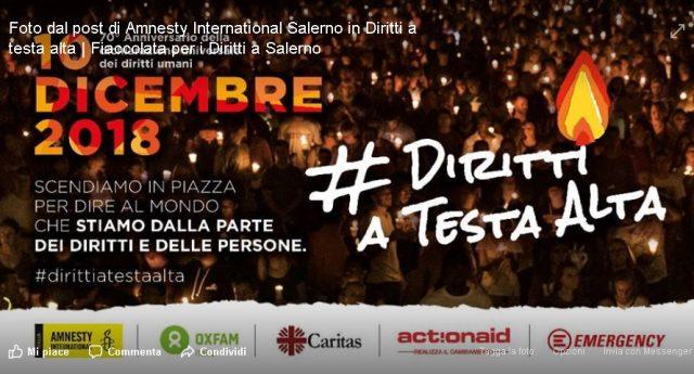 #Diritti a Testa Alta-Amnesty International