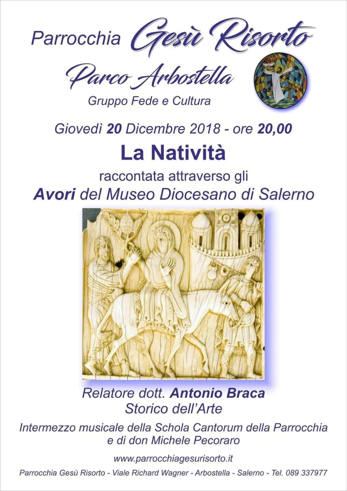 La Natività-Parrocchia Gesù risorto