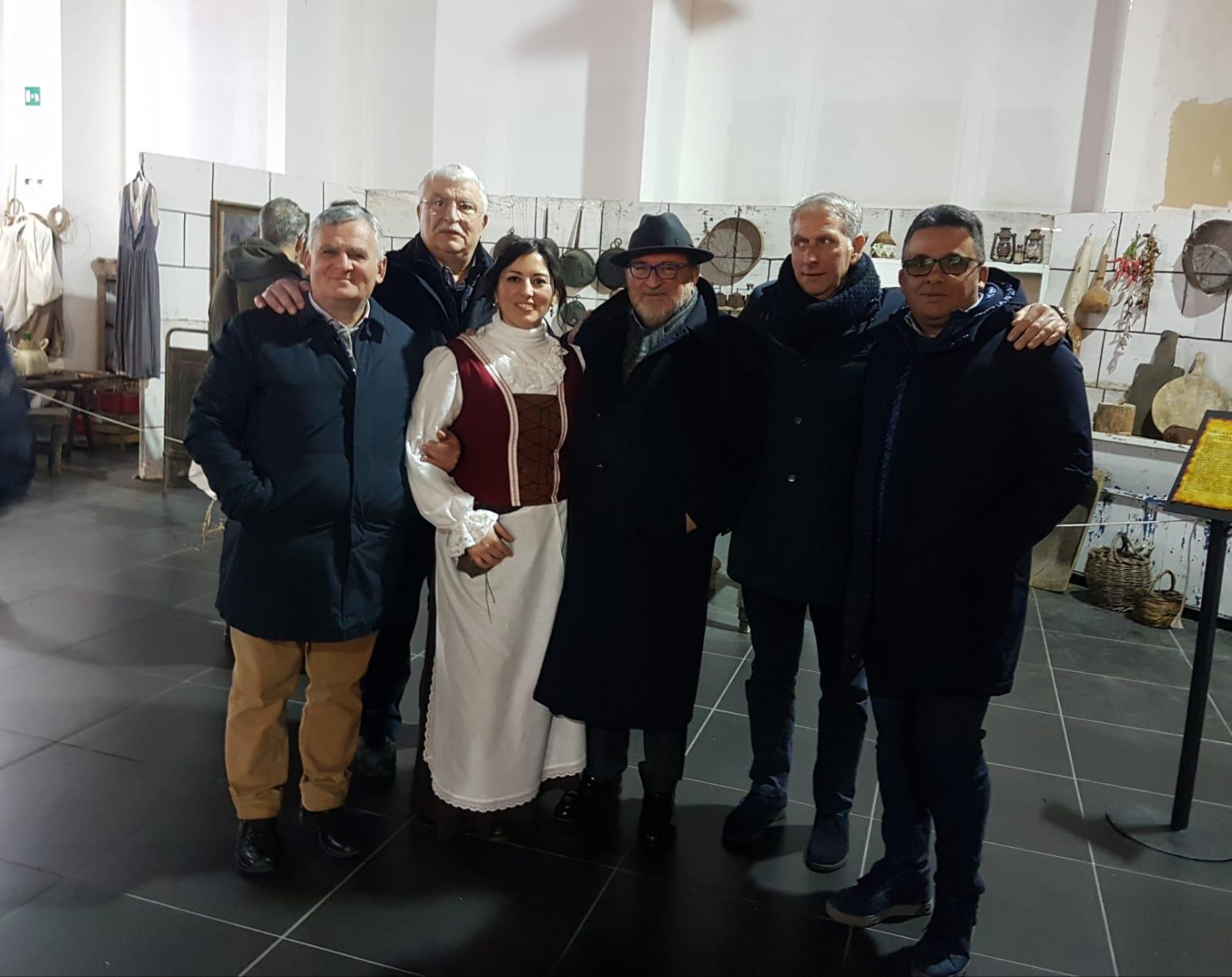 Piccirillo-Rocco e Marianna Villecco-Massimo Del Mese-Enzo Consalvo-Santo Fido