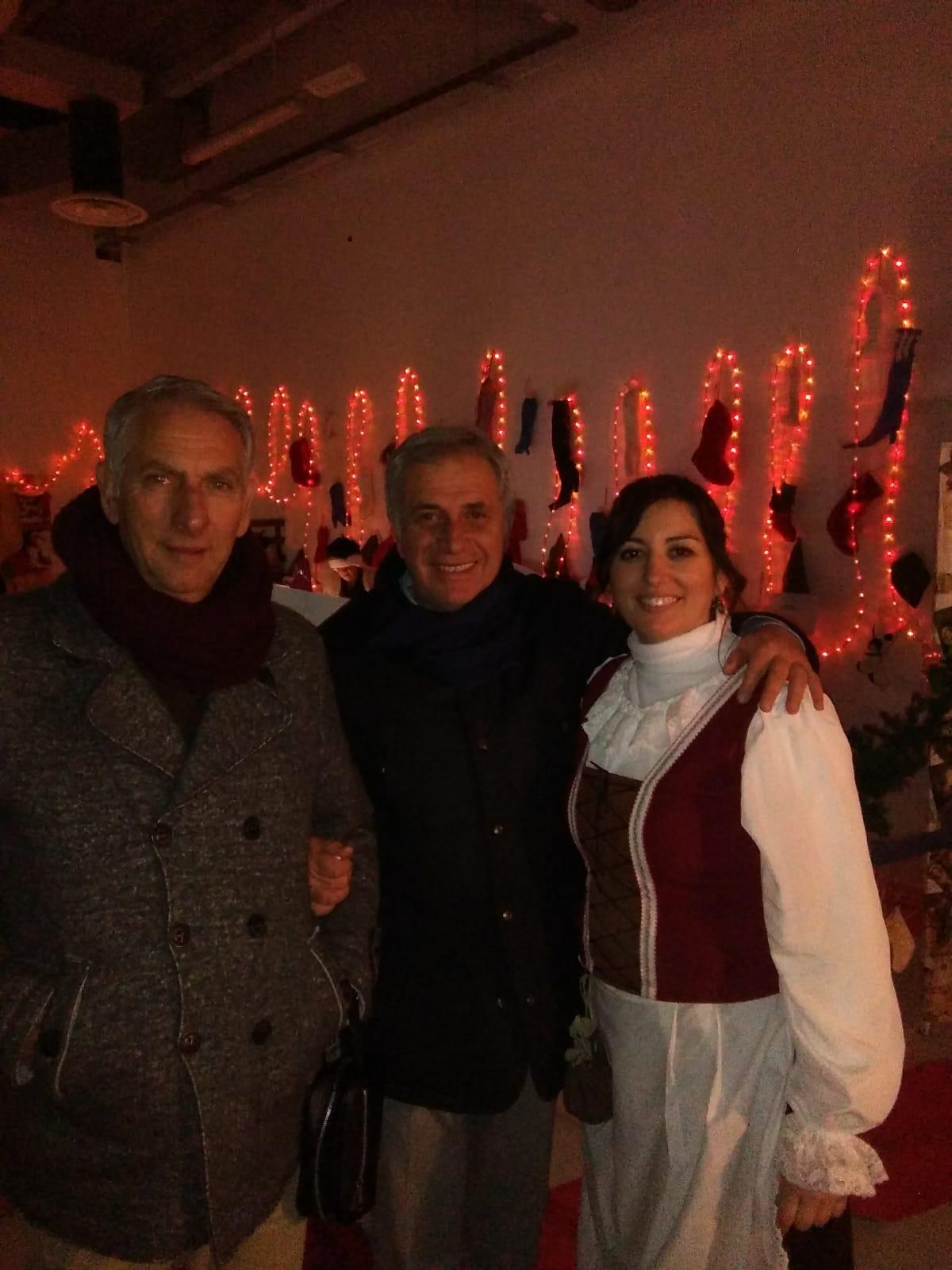 Vincenzo Consalvo-Santo io Conte-Marianna Villecco