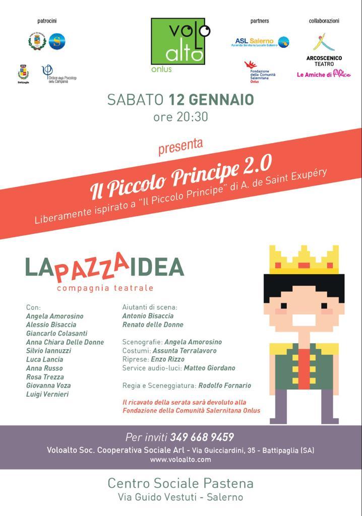 Il piccolo principe 2.0 Salerno