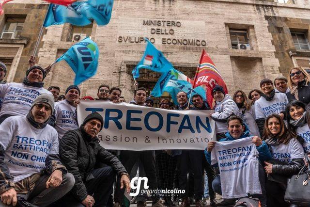 Treofan-lavoratori