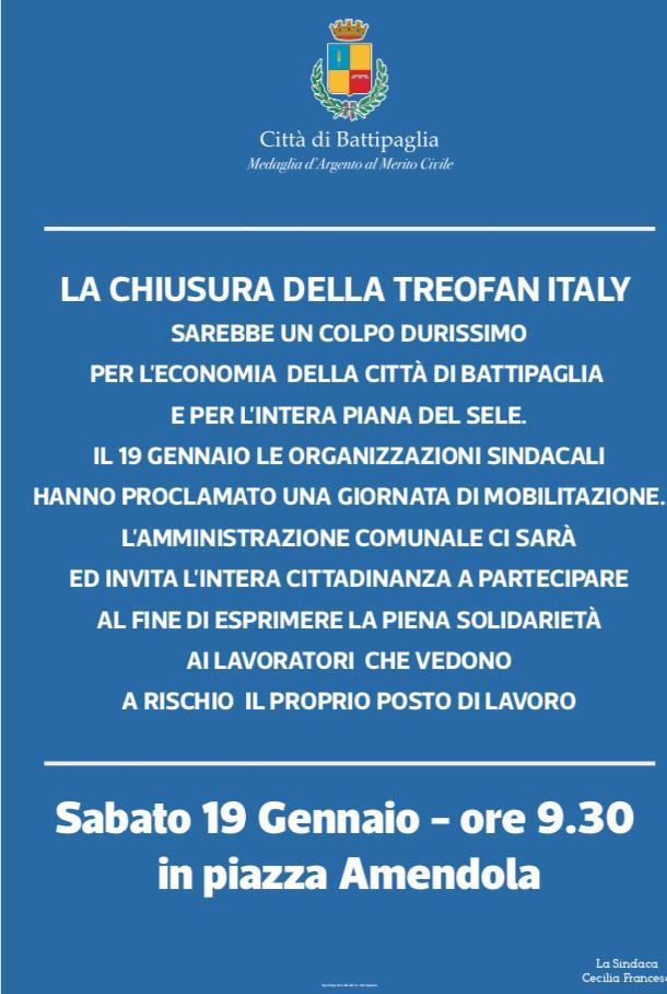 Treofan manifesto comune