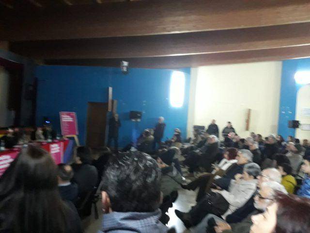 Donne in politica-convegno Eboli-Boldrini- Conte5
