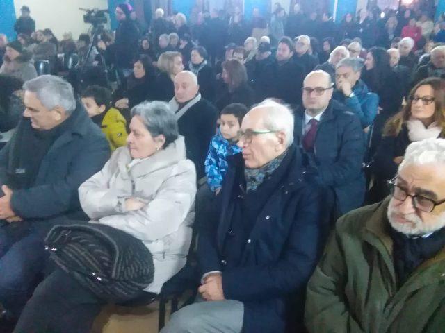 Donne in politica-convegno Eboli-Boldrini- Conte2