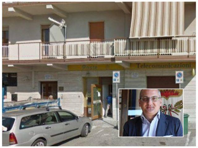 Ufficio postale Santa Cecilia Eboli-Cariello
