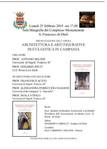 Architetture e opere Figurative di arte Gotica in campania