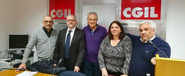 Segreteria provinciale CGIL Salerno
