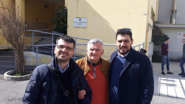 Luca Sgroia-Giuseppe Piccirillo-Giuseppe Cicalese