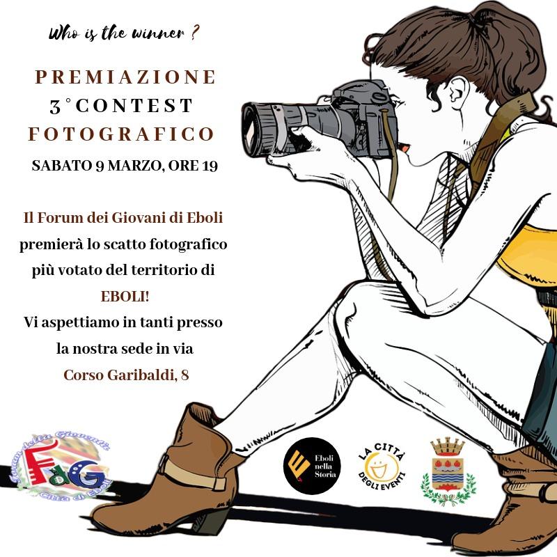 3 contest fotografico-Forum giovani Eboli