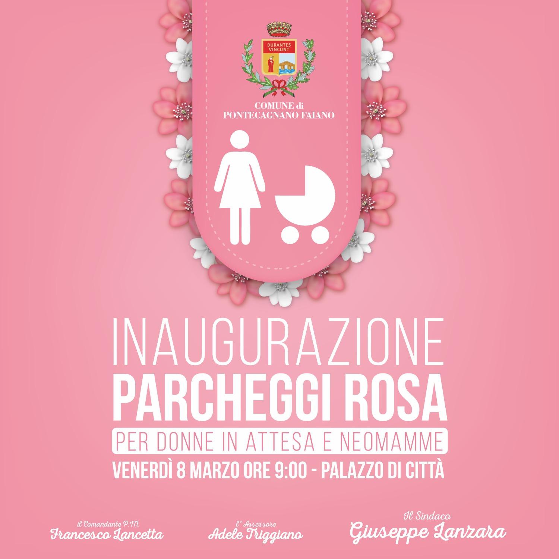 Parcheggi in Rosa Pontecagnano