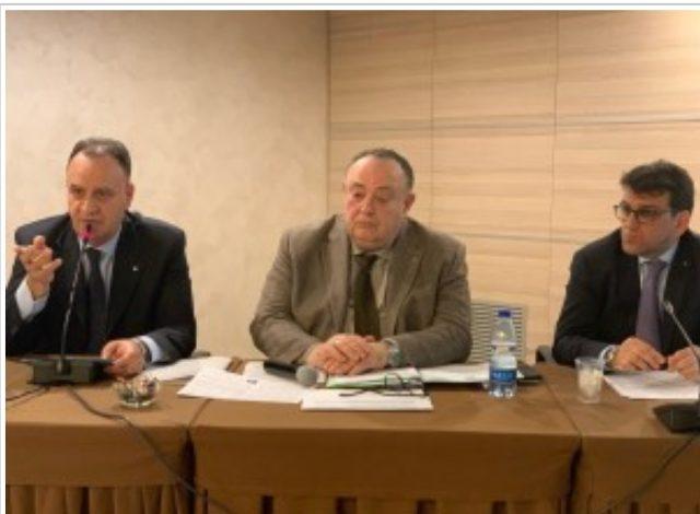 ASPAT-Campania-Gaetano Gambino-Pier Paolo Polizzi - Antonio Gambardella
